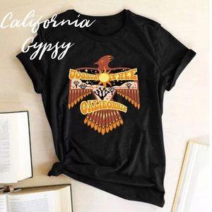 JUST IN🎉Boho Joshua Tree California T-shirt